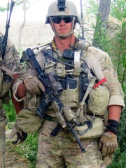 Special Forces Staff Sgt. Bobby Dove.