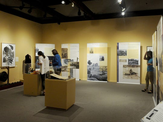 """The Museum of Ventura County presented local exhibits in July as part of the Smithsonian traveling exhibit titled """"I Want the Wide American Earth: An Asian Pacific American Story."""""""