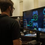 About 80 indie game developers attended OrlandoiX to give gamers a test of upcoming indie games.