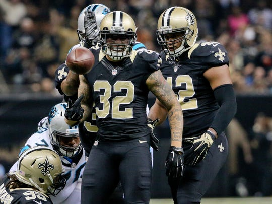 New Orleans Saints strong safety Kenny Vaccaro (32)