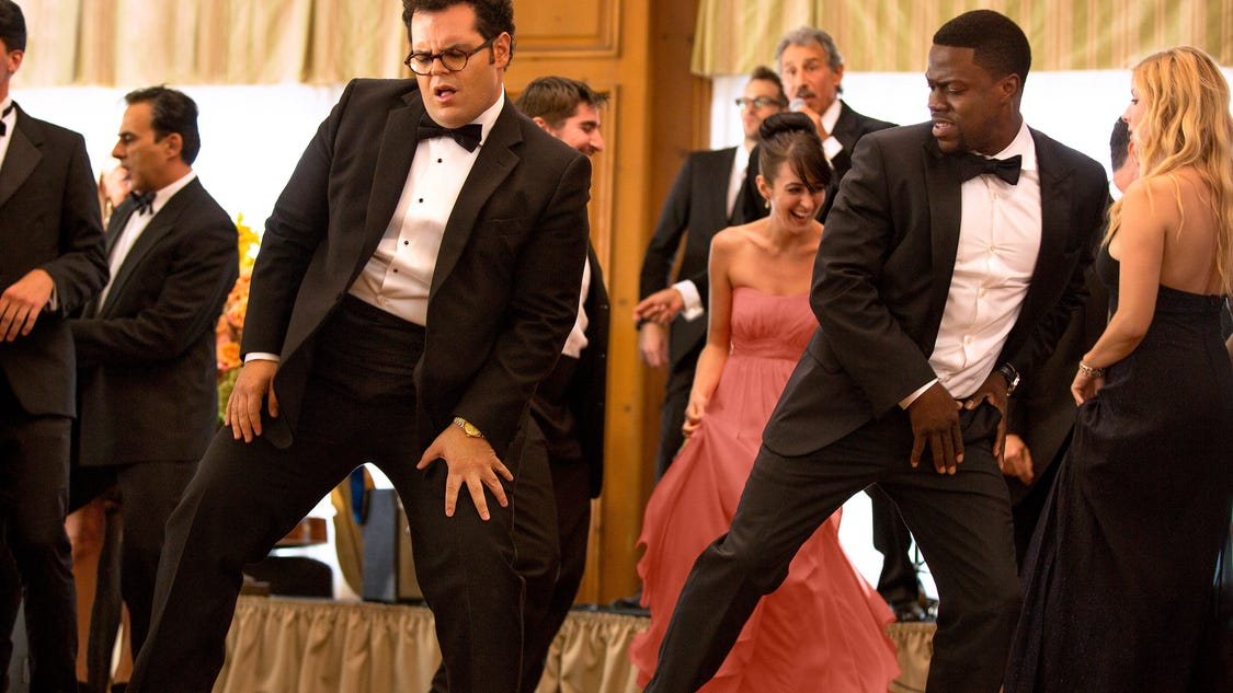 Movie review: Been there, done that in the 'Wedding Ringer'