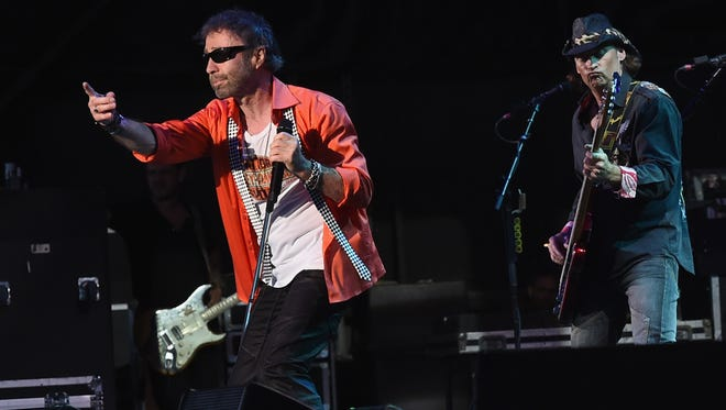 Paul Rodgers will be at the helm when Bad Company is in concert Oct. 27 at the Resch Center.