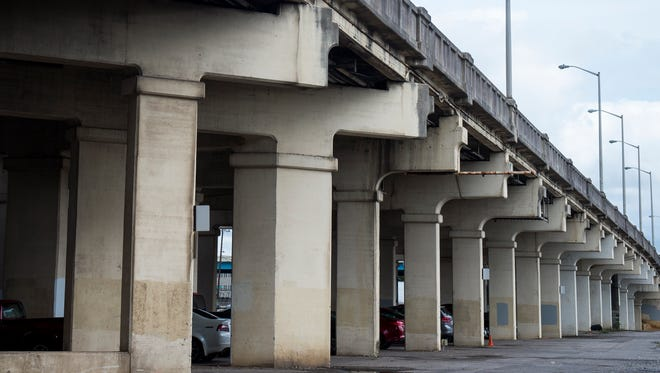 The Tennessee Department of Transportation will soon begin replacing the Broadway viaduct.
