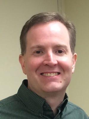 Kenton County Public Library Director Dave Schroeder.