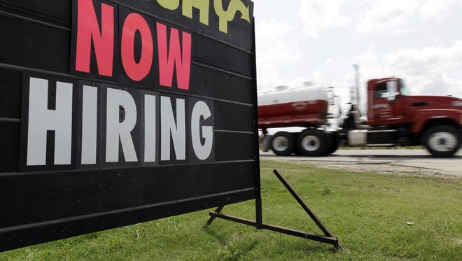 The Lansing region's jobless rate fell to its lowest point in 15 years.