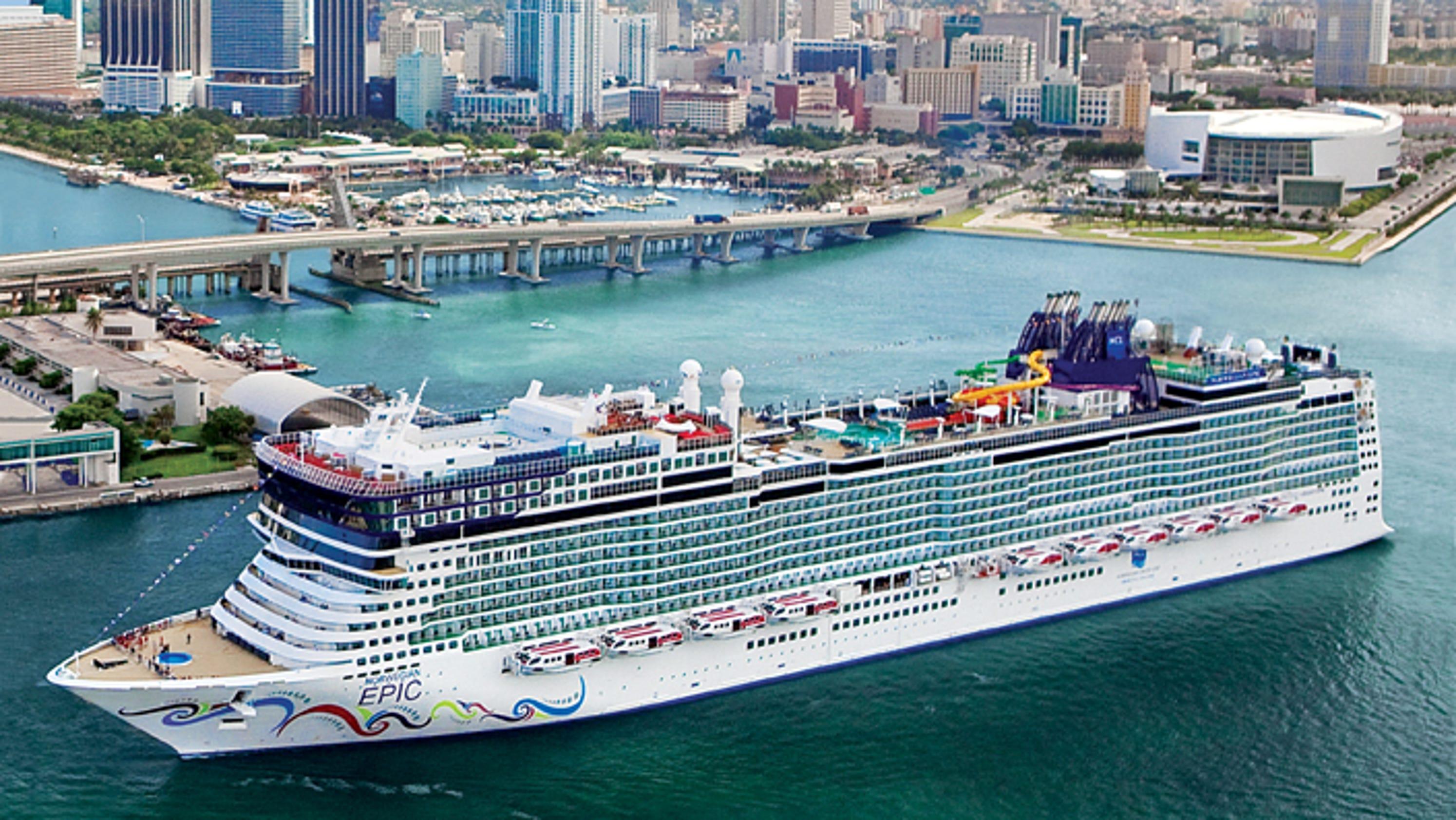 Cruise Ship Tours Norwegian Epic