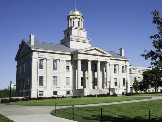 Old Capitol University of Iowa #filephoto.jpg