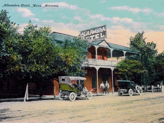 Alhambra Hotel