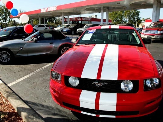 Southwest florida used car demand peaks early for Grant motors fort myers