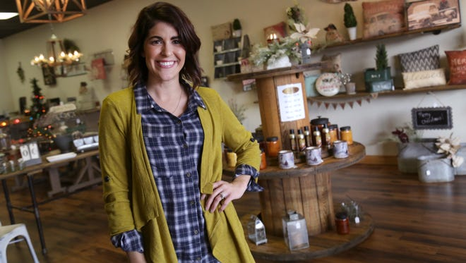 Whitney Smith is the owner of the Rustik Market, a boutique located in Ontario.