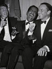 Good times with the Rat Pack.