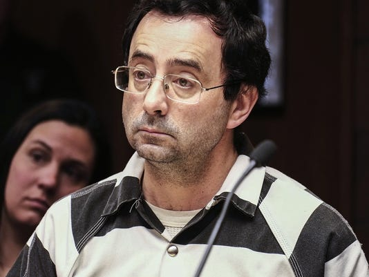 News: Dr. Larry Nassar
