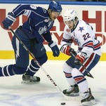 Ullmark bounces back in Amerks rematch with Marlies