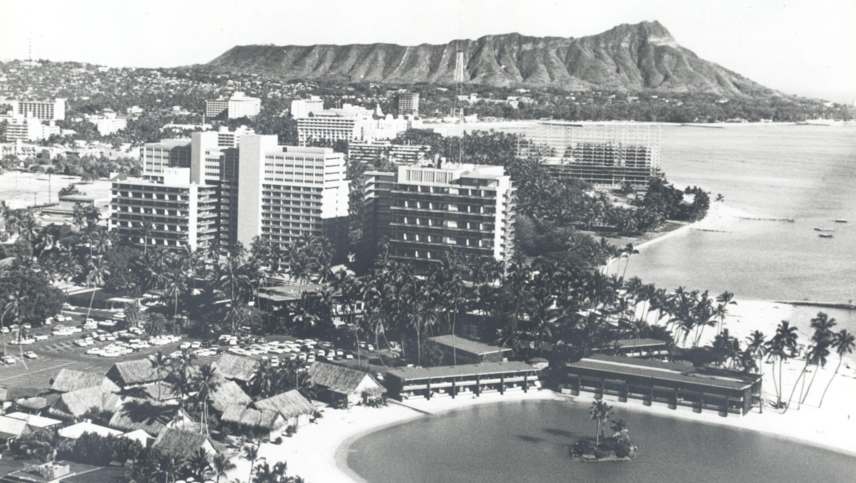 Hilton Hawaiian Village Waikiki Beach Photo Gallery: Hilton Celebrates Its Historic Hotels