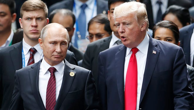 The Russian government, led by President Vladimir Putin, interfered in the 2016 presidential election in favor of Donald Trump, an indictment released Friday shows.