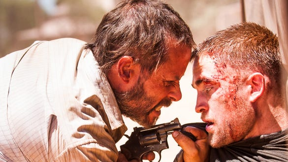 AP FILM REVIEW THE ROVER A ENT