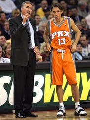 Steve Nash: two-time NBA MVP