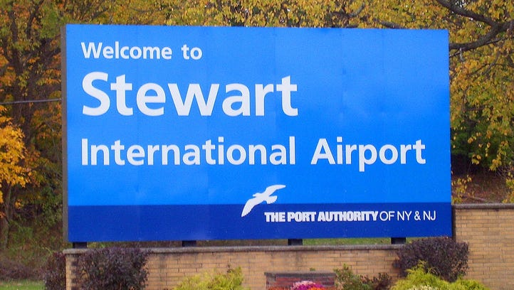 It's official: New York Stewart is new name for Newburgh airport