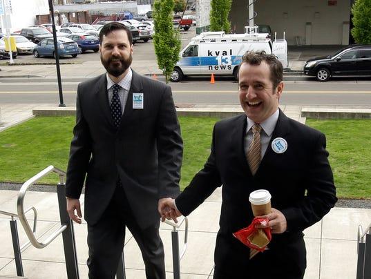 Gay Marriage Oregon