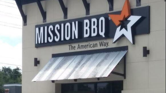 Mission BBQ is headed to Springfield's White Oaks Mall campus.