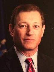 John Romagnola, 2015 Democratic candidate for Monroe County Legislature Third District.
