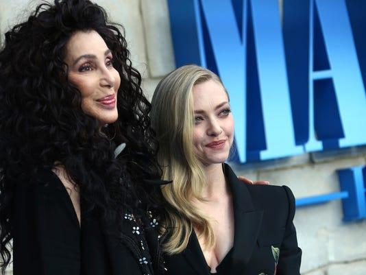 Cher, Amanda Seyfried