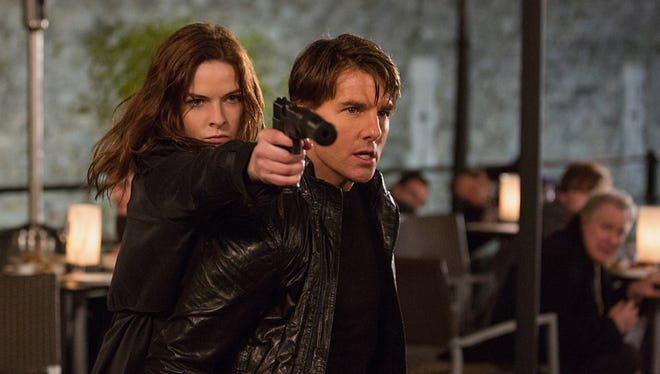 Tom Cruise returns as the plucky IMF agent Ethan Hunt.