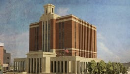 Construction on a new federal courthouse in downtown Greenville is set to begin in summer 2018.