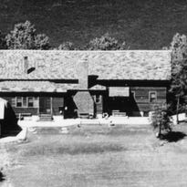 The Bull's Eye Country Club as it looks today.