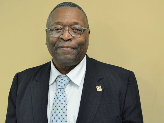 Charles Cephas of Hurlock is a Democratic candidate