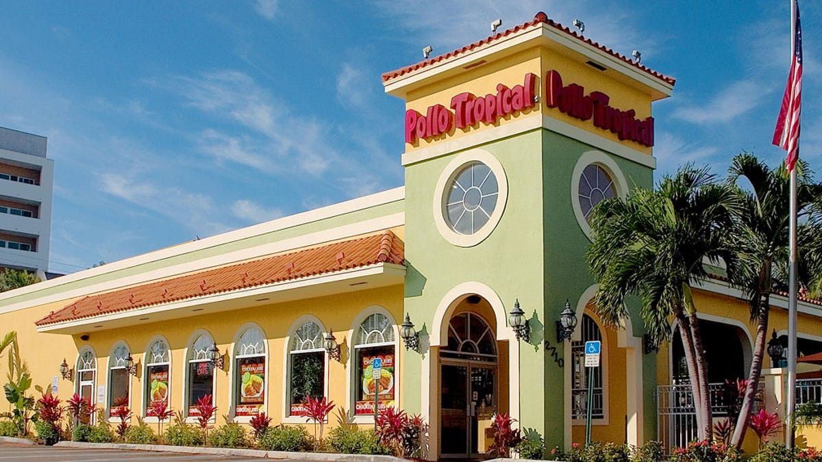 Pollo Tropical closed all Tennessee locations Monday