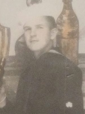 Harold Masters served in the U.S. Navy during WWII, and then in the USAF during Korea