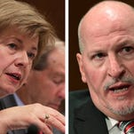 Tammy Baldwin asks Trump OSHA nominee Scott Mugno about Wisconsin barrel plants