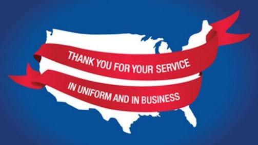 Halloween will mark the beginning of National Veteran Small Business Week.