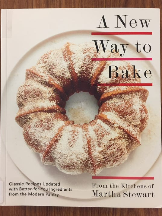 'A new way to bake' by Martha Stewart