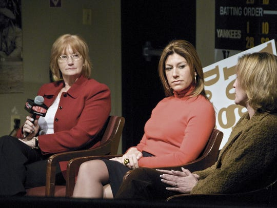 Sherry Ross, Tina Cervasio and Kelly Whiteside discuss