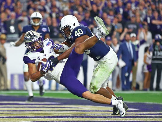 NCAA Football: Fiesta Bowl-Penn State vs Washington