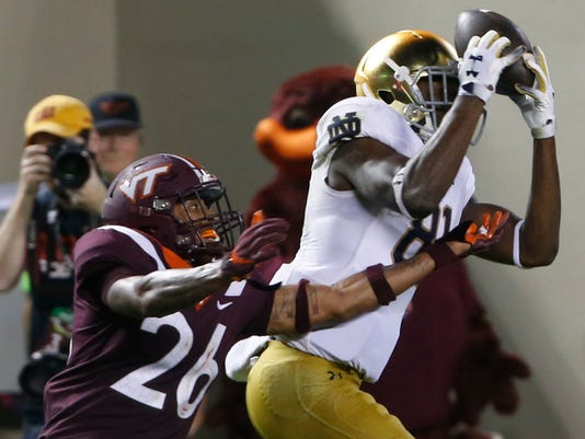 Notre Dame Getting 1st Title Shot Since 12 Loss To Alabama