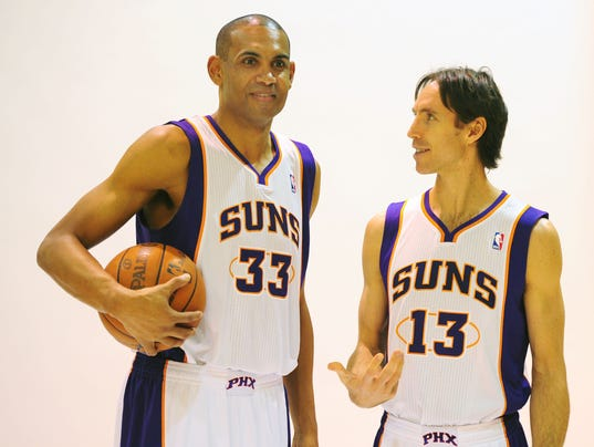 NBA: Phoenix Suns Media Day