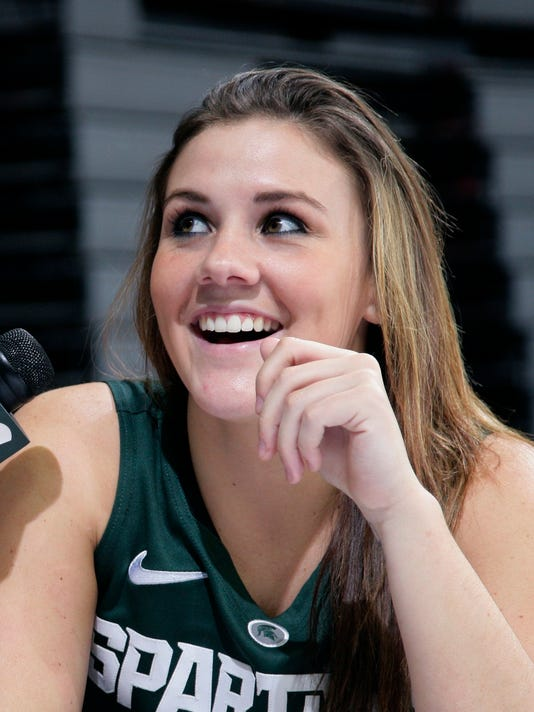 MSU Women's Basketball Media Day