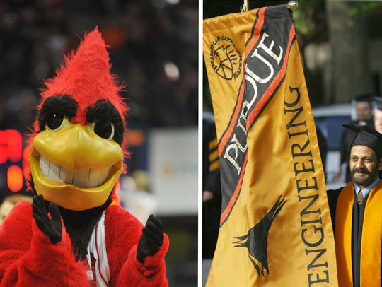 Tuition costs at Ball State, Indiana and Purdue were