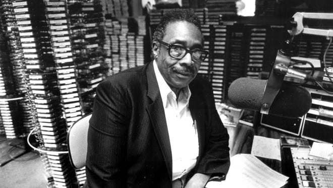 """Ford Nelson worked at WDIA for 36 years before retiring from his gospel program on Dec. 31, 1986. The 61 year-old began his career with the birth of black radio in Memphis, back when WDIA was on the east end of Union Avenue, and B.B. King was just getting started with a 15-minute live program on afternoon radio. Nelson was the station's studio pianist then, but was hired for the 15 minutes following King to produce a show called """"Let's Have Fun."""""""