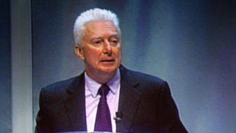 P&G's chief executive A.G. Lafley