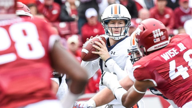 Sean White will make his fifth straight start Saturday against No. 19-ranked Mississippi.