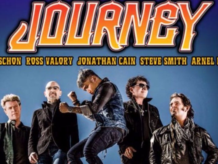Enter for a chance to win 2 suite tickets at the Resch Center to see Journey in concert. Enter 2/28-3/23