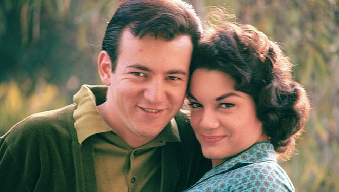 Connie Francis and the lost love of her life, Bobby Darin