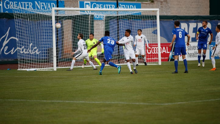Energized Reno 1868 FC picks up home win