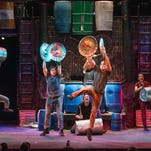 Stomp: Rhythm in the routine, grooves in the grind and lots of percussion