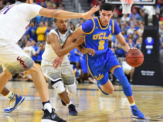 NCAA Basketball: PAC-12 Conference Tournament-Arizona vs UCLA
