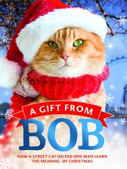 """A Gift from Bob"" by James Bowen."